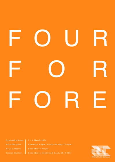 FOUR FOR FORE