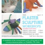 Plaster Sculpture Workshops