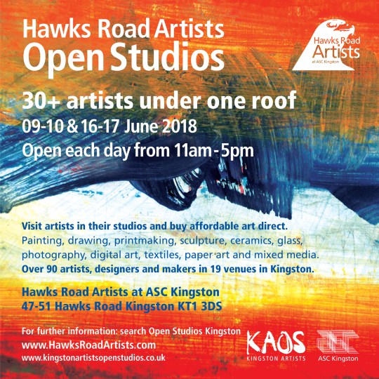 Open Studio Event June 2018
