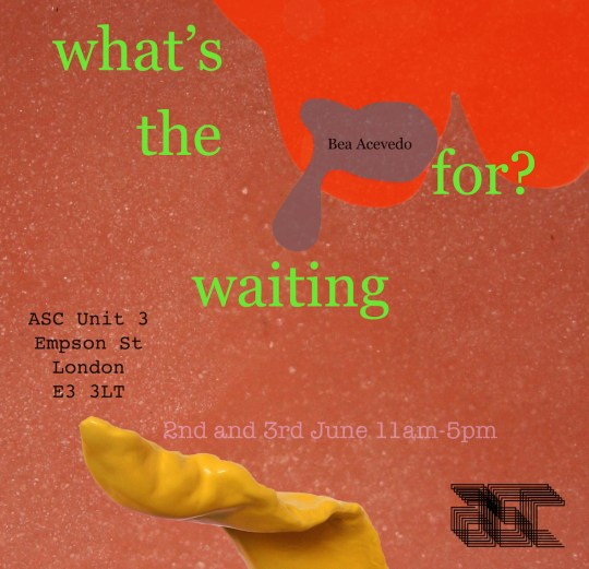 What's the waiting for?