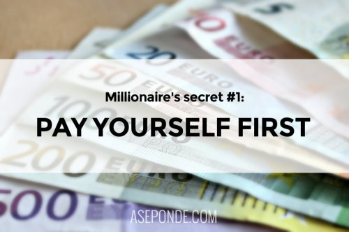 How to Spend Money Like a Millionaire: 3 Secrets