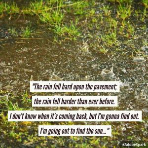 I'm Going Out to Be Free Lyric Art by Ashlee Craft