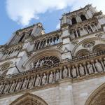 Up close and personal at Notre Dame Paris