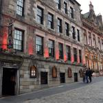 Fun Edinburgh fact The Witchery is a historic hotel andhellip