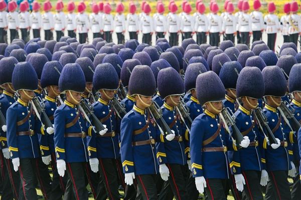 thailand guardie reali