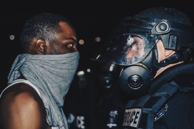 black lives matter charlotte north carolina