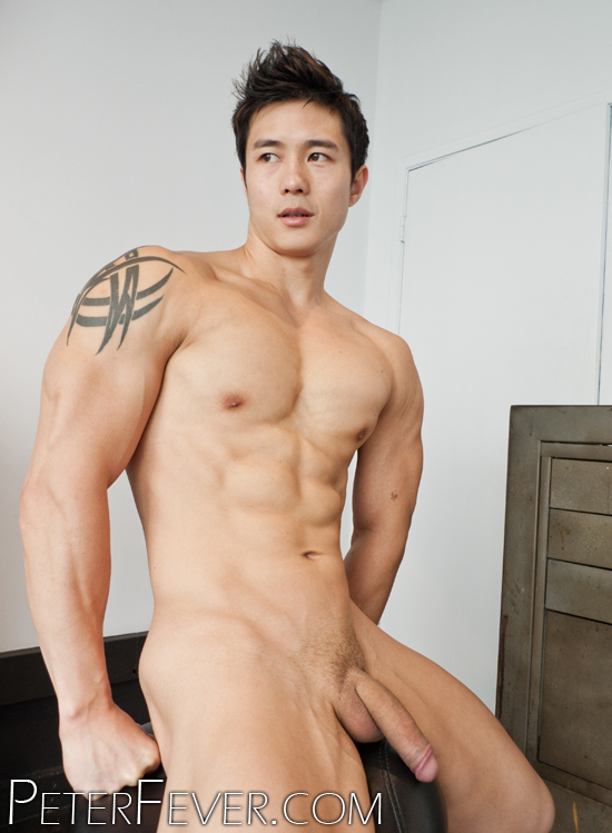 big cock asian boy