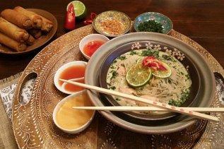 Lemongrass Coconut Soup