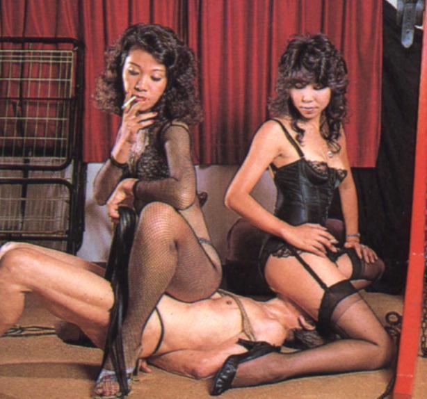 asian women femdom