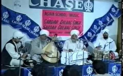 Sardar Dilbag Singh Ji & Sardar Gulbag Singh Ji