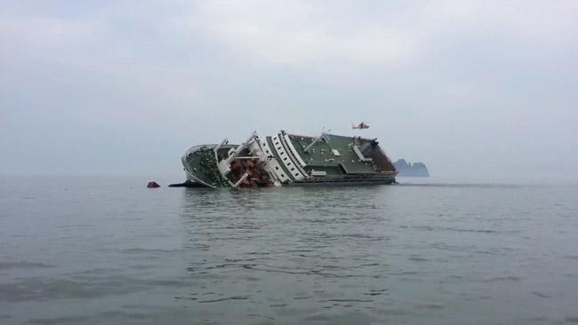 <写真記事>朴槿恵政権に言論圧力疑惑 セウォル号事件扱った問題作「ダイビング・ベル」が公開