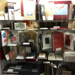 Gallery of artist's books