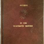 Blavatsky, Helene. Alchemy
