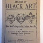 Secrets of Black Art