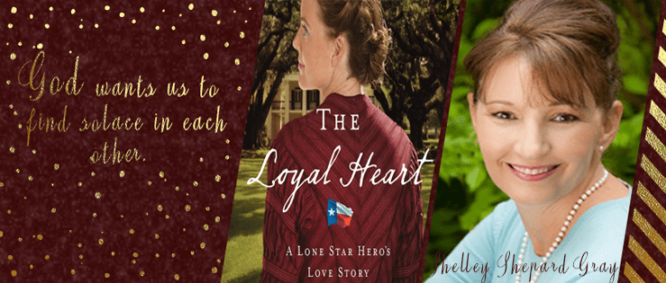 The Loyal Heart by Shelley Shepard Gray|Fiction