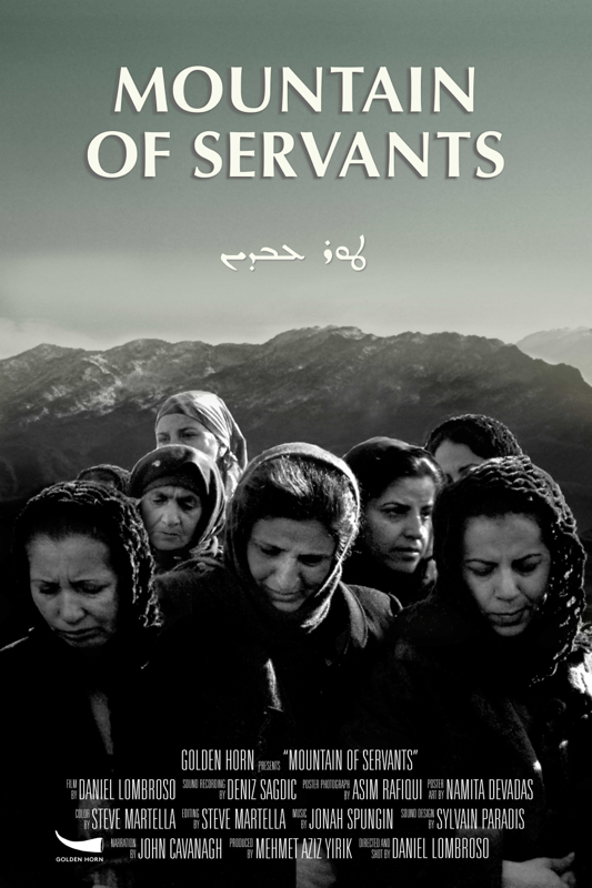 Mountain of Servants Poster (Final) (Small)