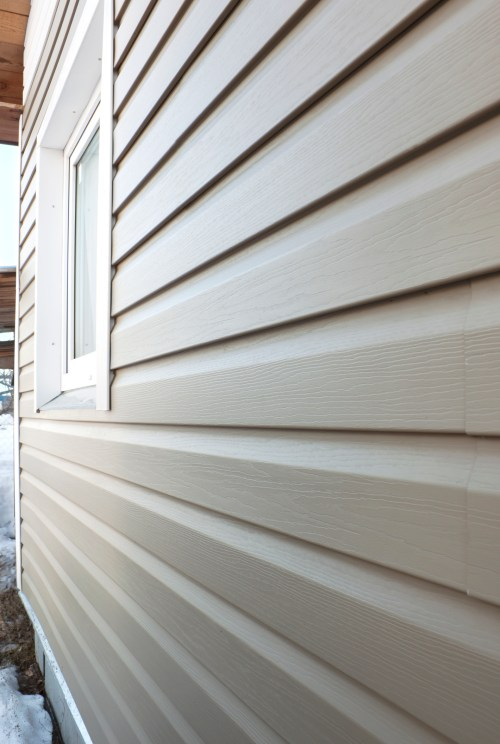 Medium Of Vinyl Siding Styles