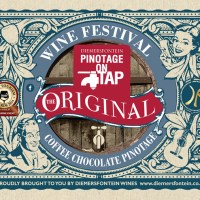 The Diemersfontein Pinotage on Tap is back - win tickets!