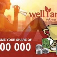 The well i am wellness challenge