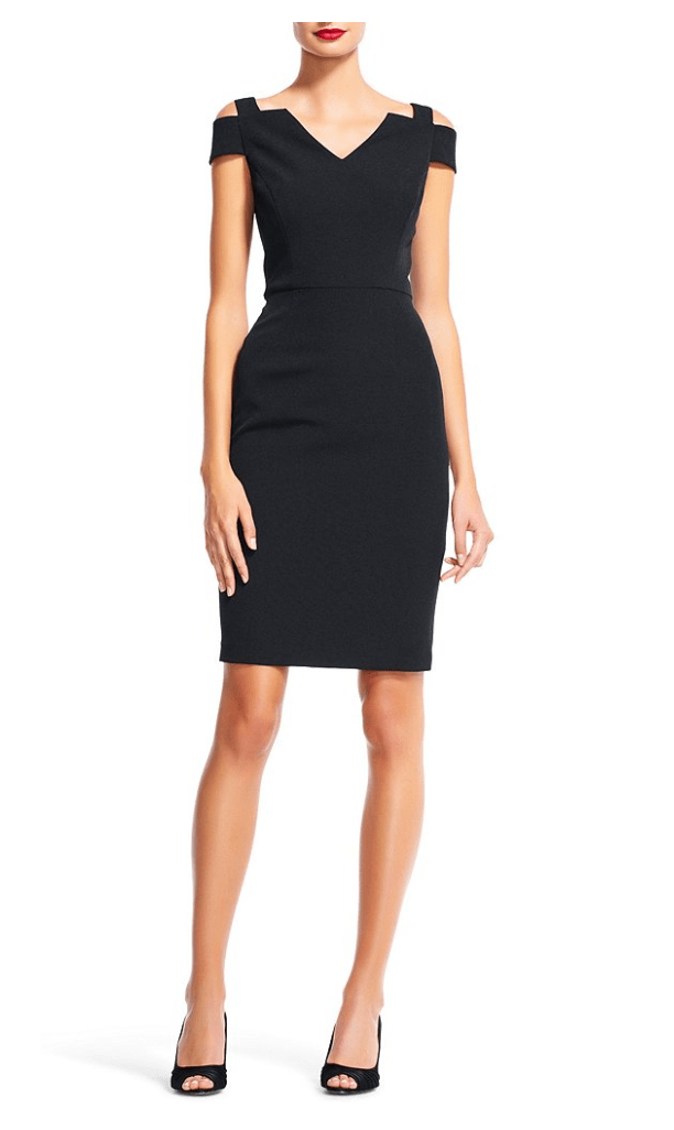 Black is Beautiful: Holiday Cocktail Dresses 2016, Part 4 ...