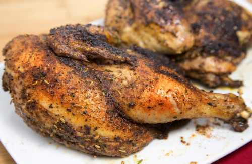 Medium Of Blackened Chicken Recipe