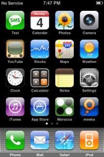 iphone reset 12: Mail Wiped, Apps Still Present