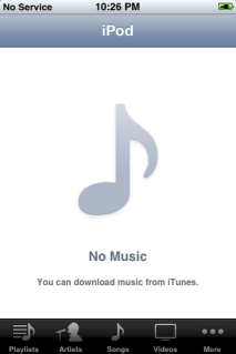 iphone reset 17: no music at all on my iPod/iPhone 3G