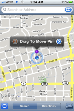 apple iphone google map pin drop 81
