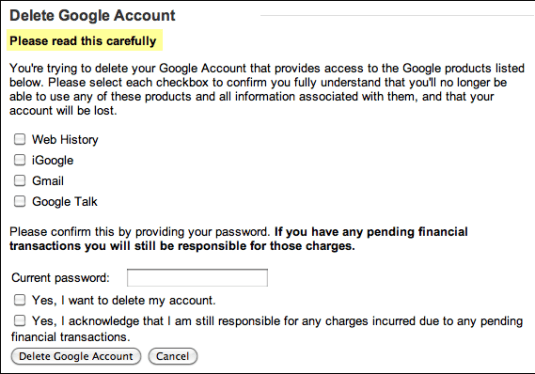 gmail delete account 6