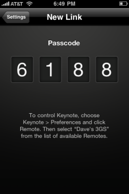 iphone keynote remote 3