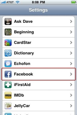 iphone settings menu 2