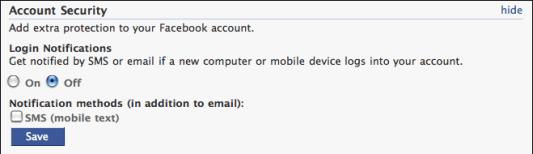 facebook check multiple logins 3