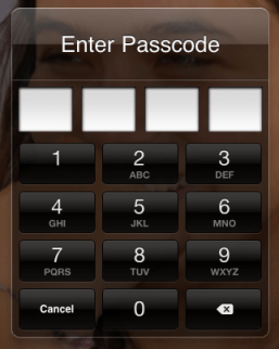 ipad lock secure access 8