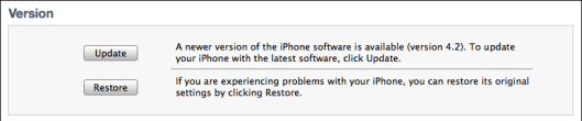 iphone restore fail too old 5