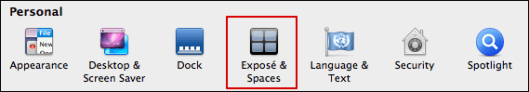 mac spaces 1