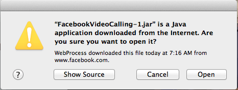 facebook video chat calling setup 12