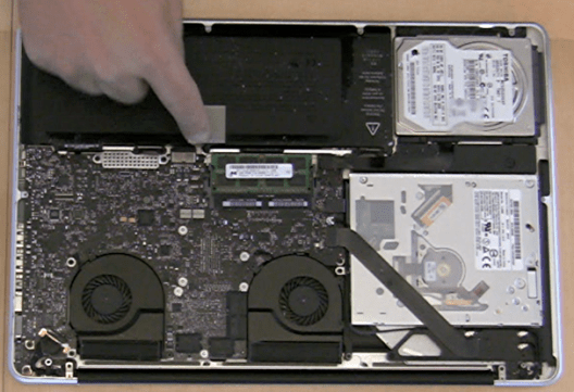 macbook pro ram memory upgrade 1