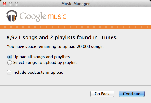 google music getting started 8