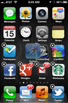 iphone ipad move app icons 3