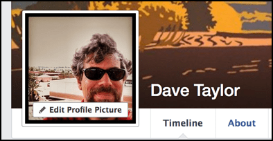 how to stop facebook from posting profile changes