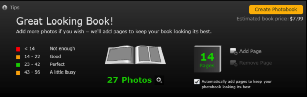 great looking book with 27 photos