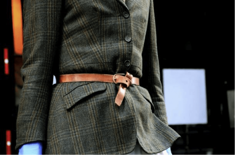 Could Your Belt Lead to Back Pain?
