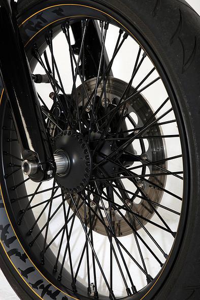 Harley-Davidson – Rocker C – Customized By Rocket Bobs of 28 by Jermaine