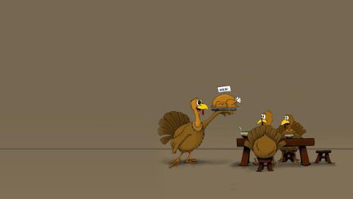 Medium Of Happy Thanksgiving Funny