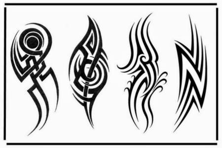 awesome tribal designs tattoo