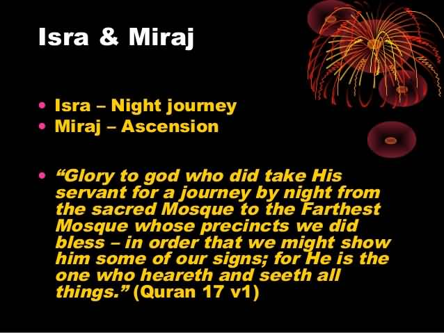 25+ Best Al Isra And Miraj 2017 Wish Pictures of 17