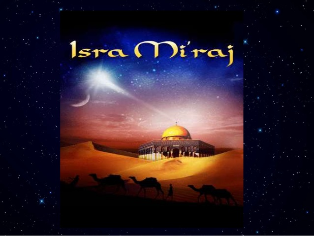 25+ Best Al Isra And Miraj 2017 Wish Pictures of 1 by April