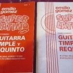 1989 Super Latino - Cancionero Emilio Gomez.