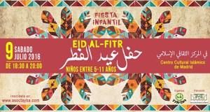 "FIESTA INFANTIL ""EID AL-FITR"""