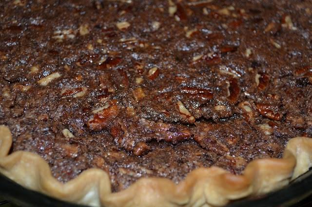 Whole Pecan Pie | A Southern Soul